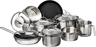 Silit by WMF 8400001700 Achat 14 Piece Cookware Set, Large, Silver