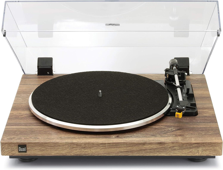 Dual Plattenspieler Cs 458 Holz Elektronik