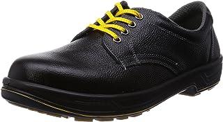 [シモン] 安全靴 短靴 静電靴(革製) シリーズ メンズ