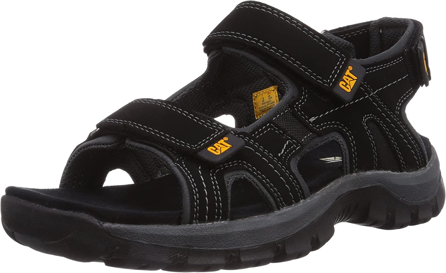 Caterpillar Mens Giles Synthetic Sandals