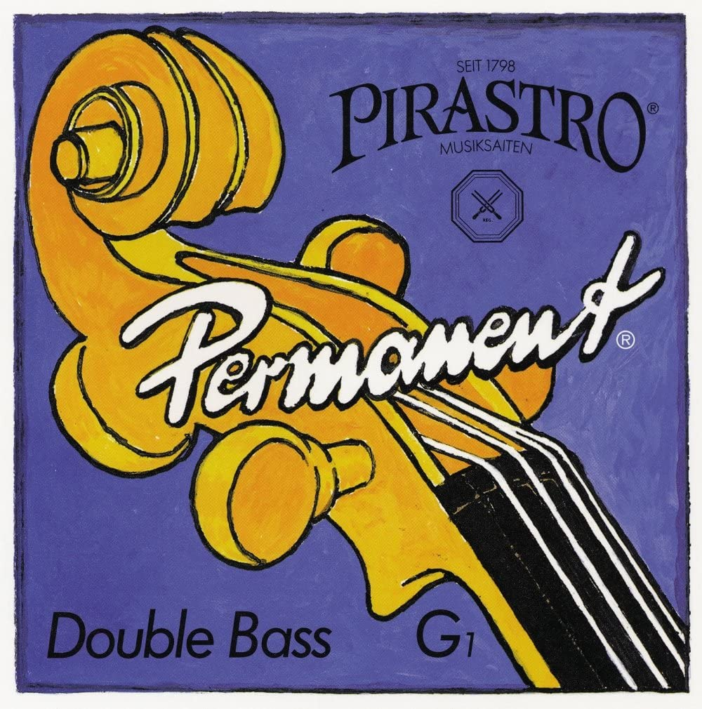 Pirastro Permanent Series Reservation Selling rankings Double Bass String Orchest 4 3 Set