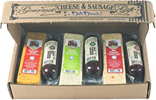 Deli Direct Wisconsin Cheese & Sausage Variety Gift Pack