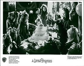 Vintage photo of A Little Princess starring Eleanor Bron, Liam Cunningham.