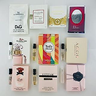 10X Perfume Sampler Lot of Designer Fragrance Samples for Women