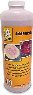 Absorbent Specialty Products Acid Neutralizer 2lb Bottles 10/Case ACID2-10, Purple