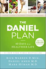 The Daniel Plan: 40 Days to a Healthier Life (English Edition) Formato Kindle