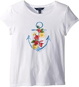 Cotton Jersey Graphic T-Shirt (Little Kids/Big Kids)
