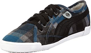 PUMA Corsica Plaid Womens Sneakers/Shoes