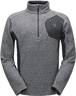Men's Bandit Half-Zip Stryke Fleece Pullover Jacket for Winter Sports