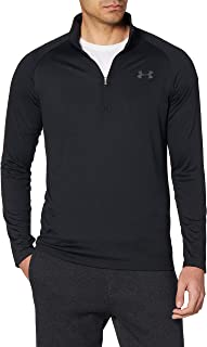Under Armour Men's Tech 2.0 1/2 Zip-up T-Shirt