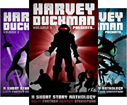 Harvey Duckman Presents (5 Book Series)