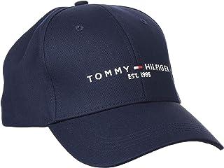 Tommy Hilfiger TH Established Cap Gorro/Sombrero para Hombre