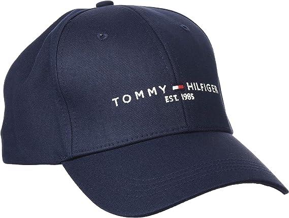 TALLA Talla única. Tommy Hilfiger TH Established Cap Gorro/Sombrero para Hombre