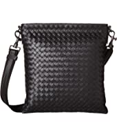 Bottega Veneta - Intrecciato Small Messenger Bag
