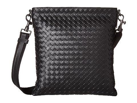 Bottega Veneta Intrecciato Small Messenger Bag