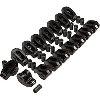 Lunati 15380-16 Voodoo Rocker Set w// 1.73 Ratio for Ford 351 Cleveland Modified 400 429 and 460 w// 7//16 Stud