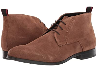 BOSS Hugo Boss Boheme Dessert Boot (Medium Brown) Men