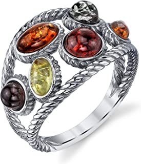 Best amber band ring Reviews