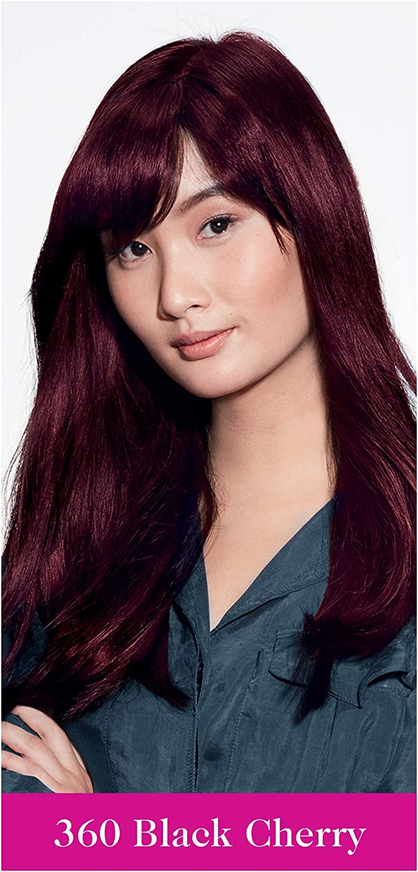 L'Oreal Paris Casting Creme Gloss Black Semi Permanent Hair Dye ...