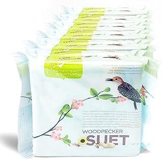 Pacific Bird & Supply Co Woodpecker Suet Cake PB-0031 (Case of 12)