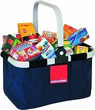 Vktech Mini Shopping Cart Supermarket Handcart Shopping Utility Cart Mode Storage Toy (Red)