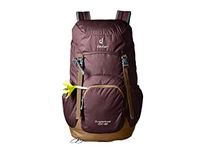 Deuter Zugspitze 22 SL (Aubergine/Lion) Backpack Bags