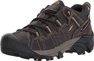 KEEN Men's Targhee II Hiking Shoe, Shiitake/Bossa Nova 1012214