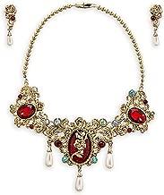 Disney Belle Jewelry Set Multi