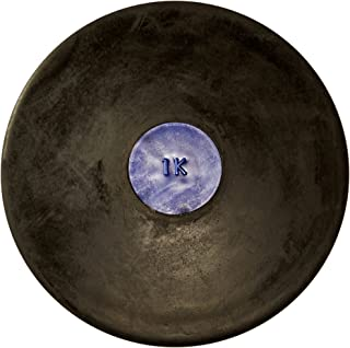 Offical Black Rubber Discus - 1K