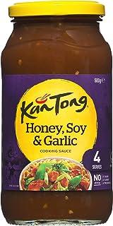 Kan Tong Cooking Sauce Honey Soy Garlic, 500 g