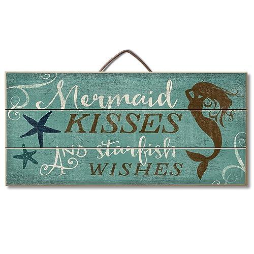 Mermaid Home Decor Amazoncom