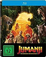Jumanji - Willkommen im Dschungel: Limited Steelbook Edition