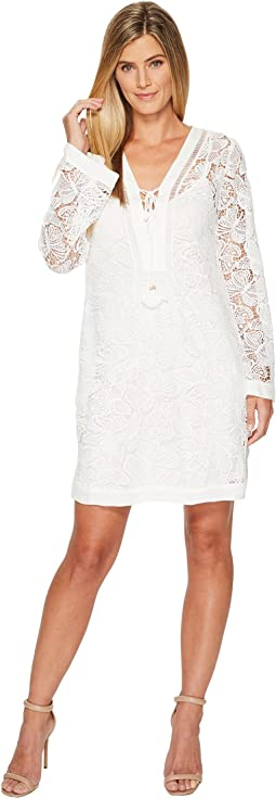 Hale Bob - Queen Bee Butterfly Lace with Slip Dress