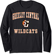 Greeley Central High School Wildcats Long Sleeve T-Shirt C1