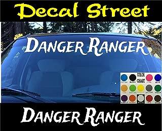 Best ranger danger sticker Reviews