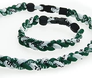 Kare & Kind Titanium Sport Necklace 19''& Bracelet 8''