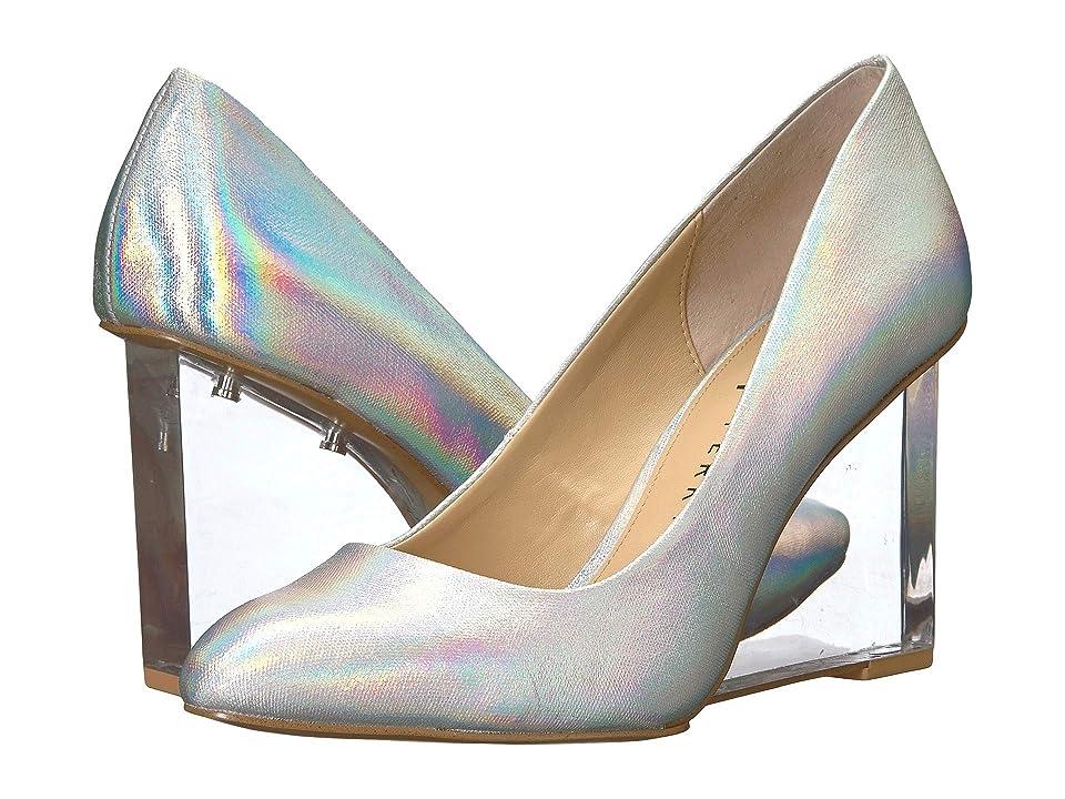 Katy Perry The Mirra (Platinum Multi Iridescent Fabric) Women