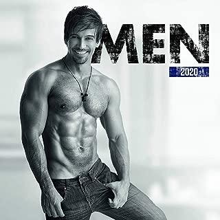 Shirtless Men Calendar - Calendars 2019 - 2020 Wall Calendar - Hot Men Calendar - Men Wall Calendar by Presco Group