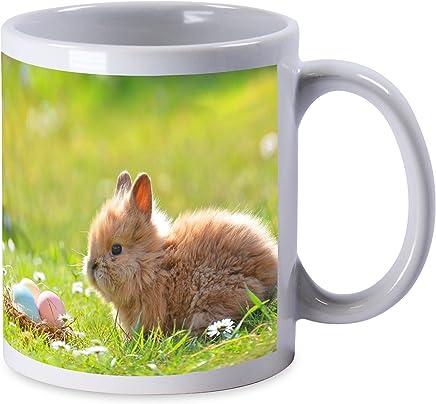 Preisvergleich für Kopierladen Fototasse selbst gestalten mit eigenem Motiv, Foto oder Text – personalisierbar – Panoramatasse - Kaffeebecher - Keramiktasse – Motivtasse