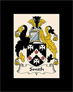 smith family crest england