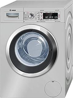 Bosch Serie | 8, 9Kg 1600 RPM Front Load Washing Machine, Silver - WAW3256XGC, 1 Year Warranty