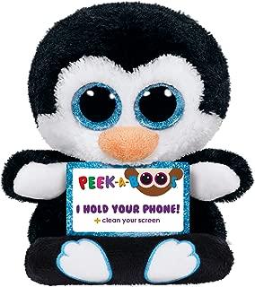 Ty Peek-A-Boo Phone Holder with Screen Cleaner Bottom, Penni