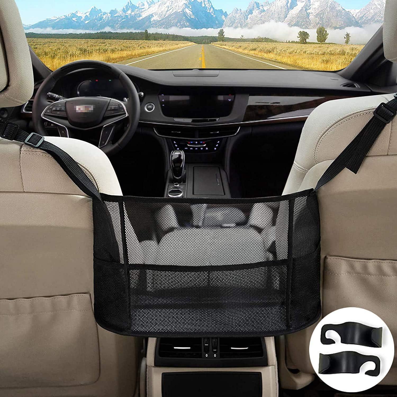 COCASES Car Handbag Sales Holder Seat Organizer Large Alternative dealer Mesh Back Capac