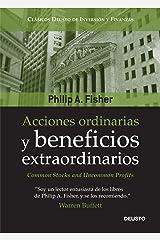 Acciones ordinarias y beneficios extraordinarios: o los inversores conservadores duermen bien (Spanish Edition) Kindle Edition