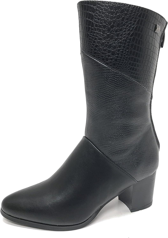 Bastien Women's Sabryna Wateproof Winter Boots Black