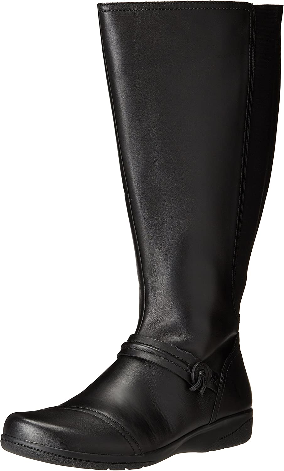 Clarks Women's Cheyn Whisk Wide Calf Knee High Boots