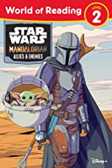 Star Wars: The Mandalorian: Allies & Enemies Level 2 Reader (World of Reading) Kindle Edition