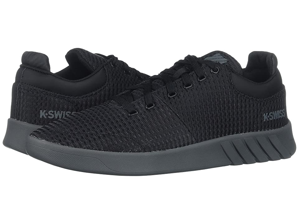 K-Swiss Aero Trainer T (Black/Castlerock) Men