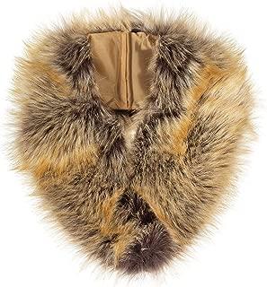 Women's Faux Fur Neck Scarf Wrap One Size