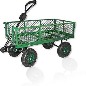 BACKYARD EXPRESSIONS PATIO · HOME · GARDEN 913620 Utility Cart, 38